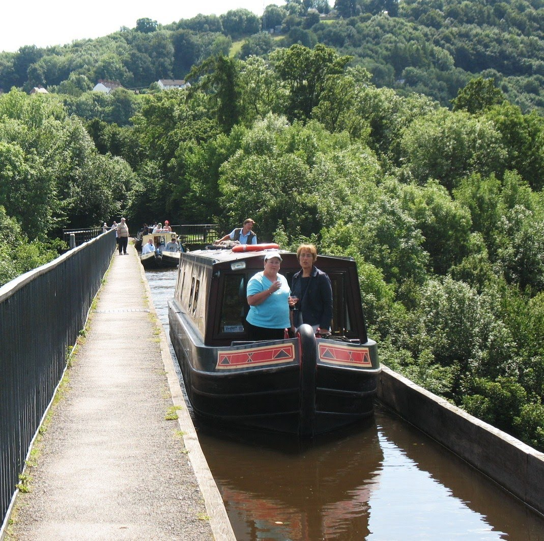 Wales: A Canal Boat Vacation