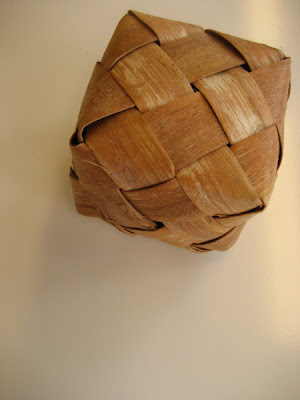 Erin Curry- plaited bark, closed box