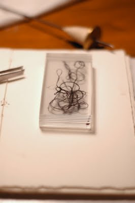 Erin Curry- Miniature Tangle process