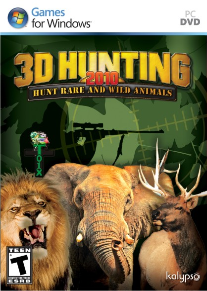 Free Download '' 3D Hunting (2010) '' pc game