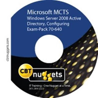 cbt nuggets active directory