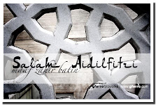 Salam Aidil Fitri