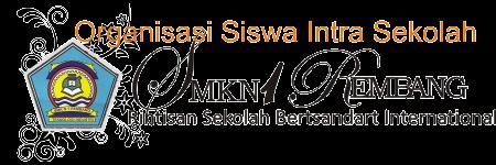 OSIS SMK Negeri 1 Rembang Periode 2012/2013