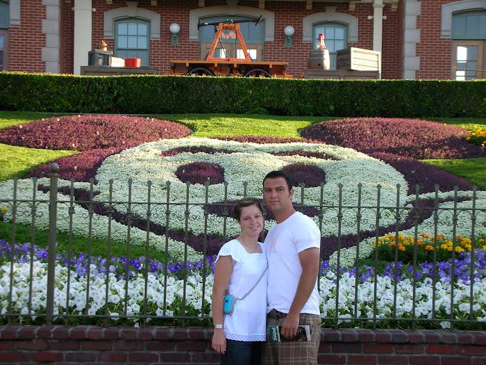 Enjoyin Disneyland