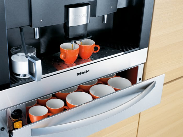 Kitchen Trends Miele Automatic Coffee Maker Made By Girl
