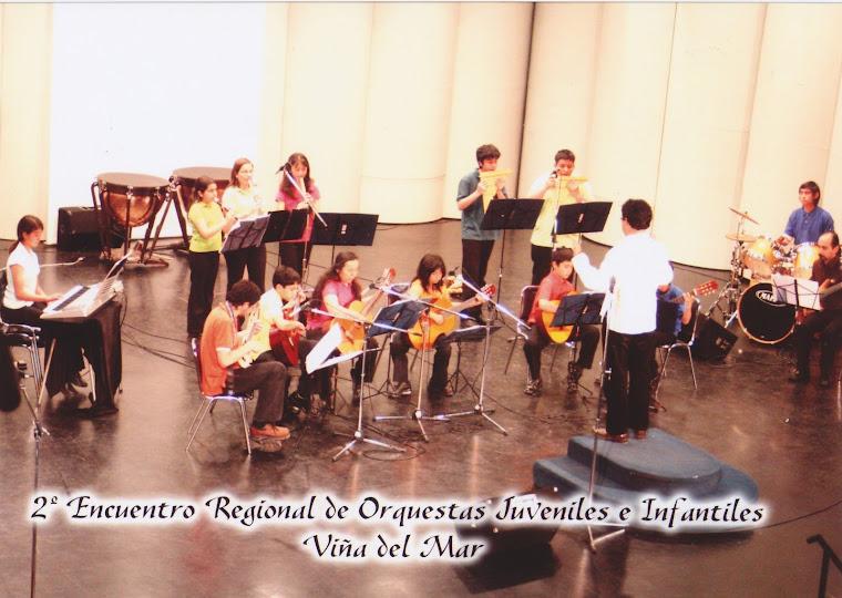 Orquesta de Instrumentos Andinos
