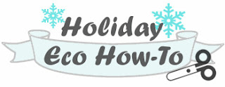 Holiday Eco How To