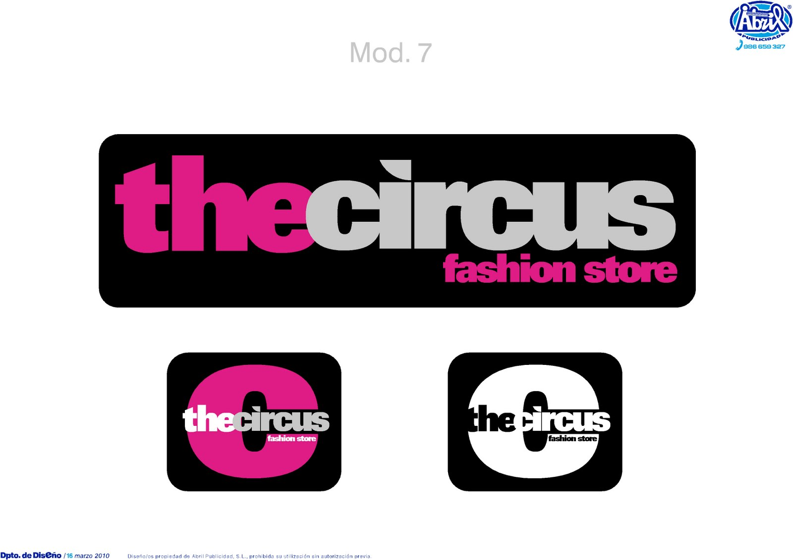 The circus fashion store 66