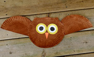 Craft Ideas Boys on Owl Crafts Are Just Too Cute To Resist This Super Easy Owl Craft Is