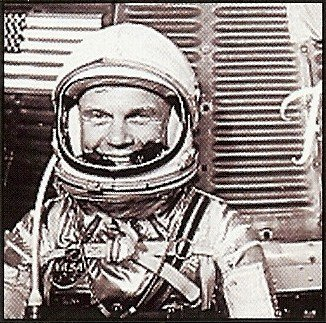the life and times of john herschel glenn jr John herschel glenn jr had two major career paths that often intersected:   healthy life spent almost from the cradle with annie, his beloved wife of 73   astronaut glenn climbed into space, circled the globe three times, and.