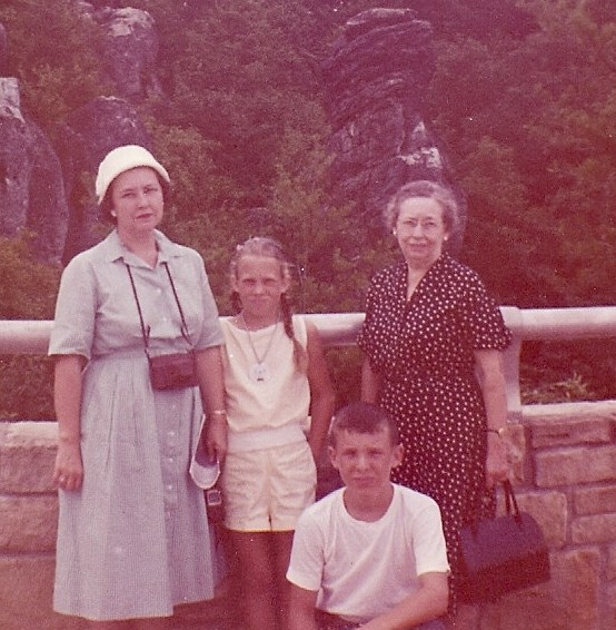 1959 Summer Vacation
