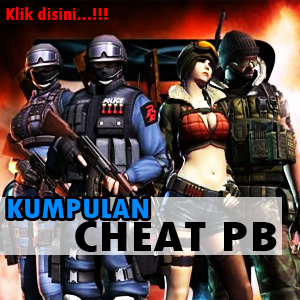 "Kang Tiar: Kumpulan Cheat Game ""Point Blank"""