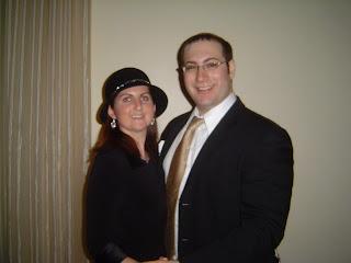 Drew & his wife