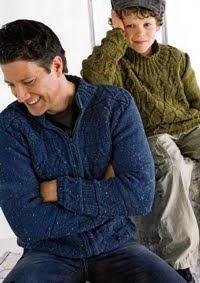Вязание на спицах Knitting.  Альбомы.  Вязание детям: МАЛЬЧИКИ Boys.