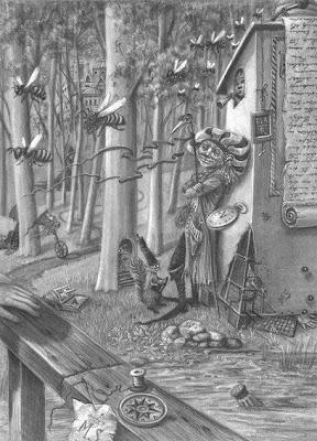 Ritva Voutila illustration
