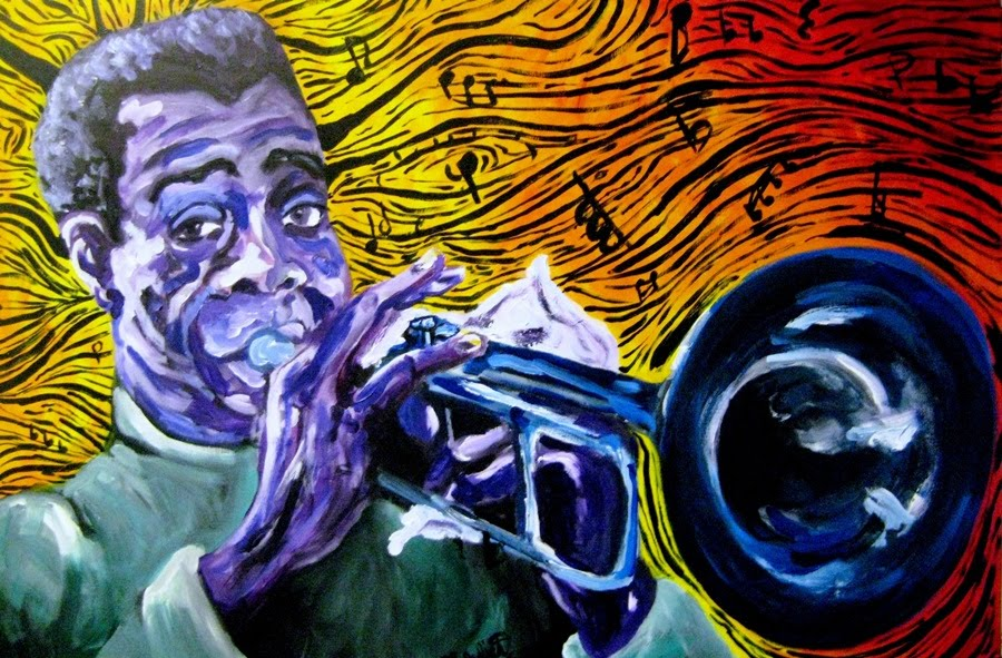 Music Now And Then Jazz Man If You Gotta Ask You 39 Ll Never Know Louis Armstrong