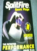 SPLITFIRE Spark Plug