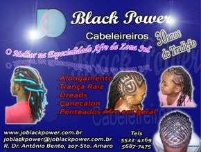 JO Black Power Cabeleireiros