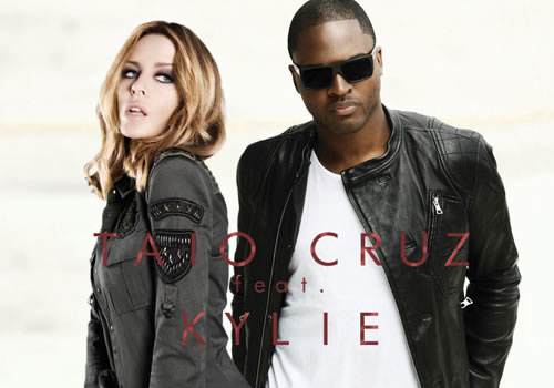 Taio Cruz, Higher [Ft. Kylie Minogue], Video & Lyrics