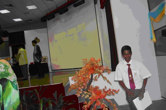 Sekolah Menengah Kebangsaan Air Itam,Pulau Pinang