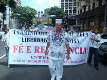 I Caminhada Pela Liberdade Religiosa
