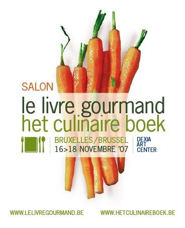 Squisitoo visite au salon du livre gourmand de bruxelles - Salon du livre gourmand ...