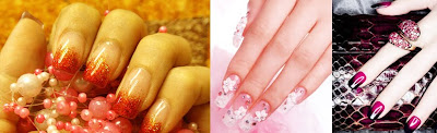 Fimo Nail Art - The Latest Trend in Nail Art-2
