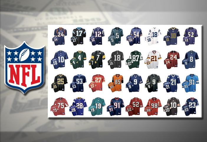 nike nfl football jerseys