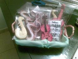 Galletas musicales