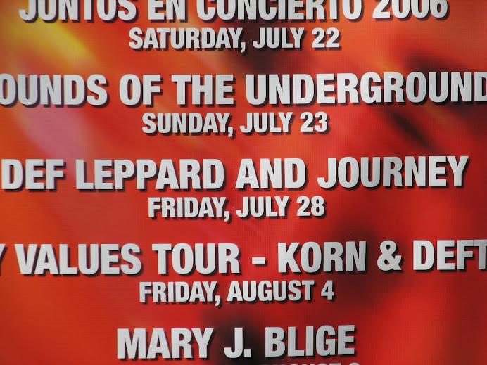 Journey Concert 2006