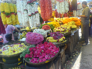 Colourful Gandhibazar,Bangalore