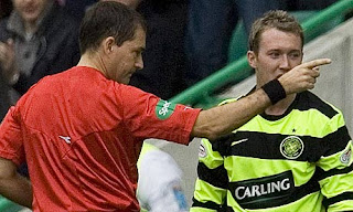 Celtic openly criticise referee McDonald after more honest mistakes