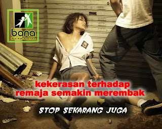 Stop Kekerasan Seksual Terhadap Remaja