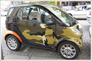 Trend Army Car Modification