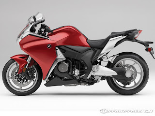 2010 Specifications Honda VFR1200F
