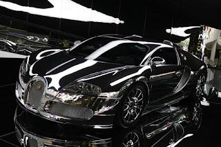 Bugatti Veyron Modification