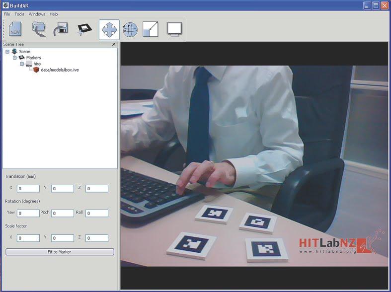 Software para Realidad Aumentada   Tecnología Gráfica