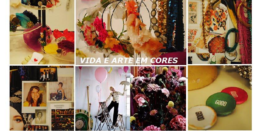 Vida e arte em cores
