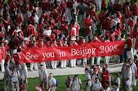 Rendez vous à Pékin en 2008 !