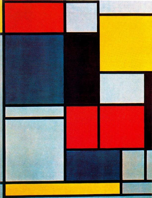 Arel arte a la divina proporci n - Cuadros con colores calidos ...