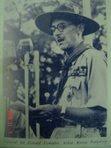 Ketua Pengakap Tanah Melayu Pertama