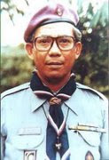 Ketua Pesuruhjaya Pengakap Negara Ke-5 (1987 - 1989)