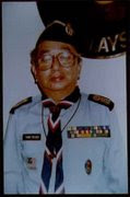 Ketua Pesuruhjaya Pengakap Negara Ke-6 (1989 - 2001)