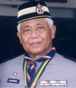 Ketua Pesuruhjaya Pengakap Negara Ke-7 (2001 - 2005)