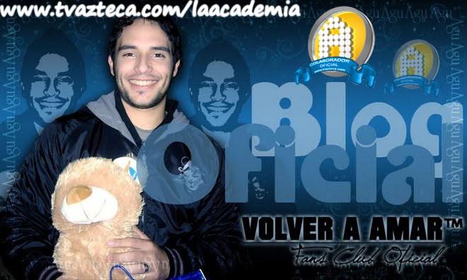 """Fans Club """"Volver a Amar"""" Agustin Arguello"""