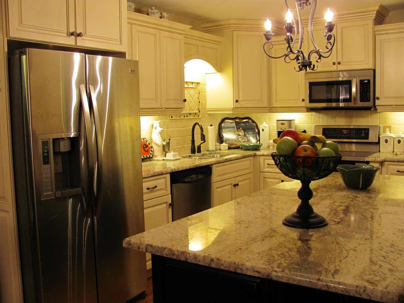 Southern Home Sweet Home Kitchen Redo