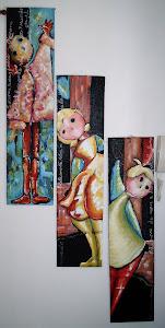 Obras de Elisa Barbadillo