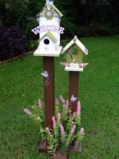 Bling Bling Birdhouse