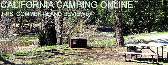 California Camping Online
