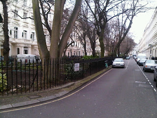 The Bayswater area guide- Queens Gardens, Bayswater W2